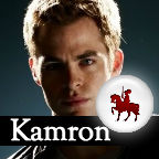 Kamron de Dinton (retired) (needs an icon)